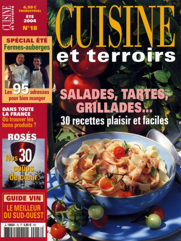 Cuisine et terroirs